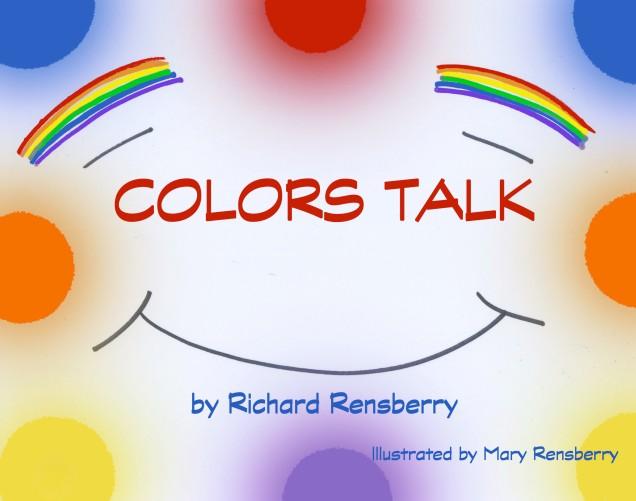 Colors Talk New Cover