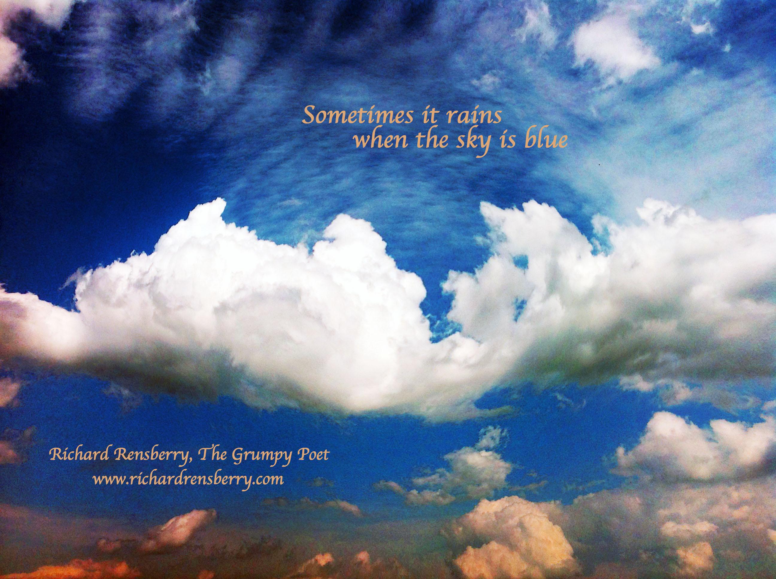 Sometimes it Rains, image XVII