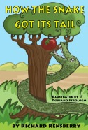 How the Snake Got Its Tail Cover copy