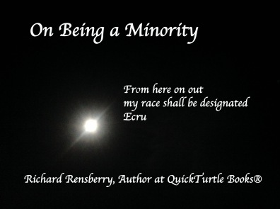 On Being a Minority