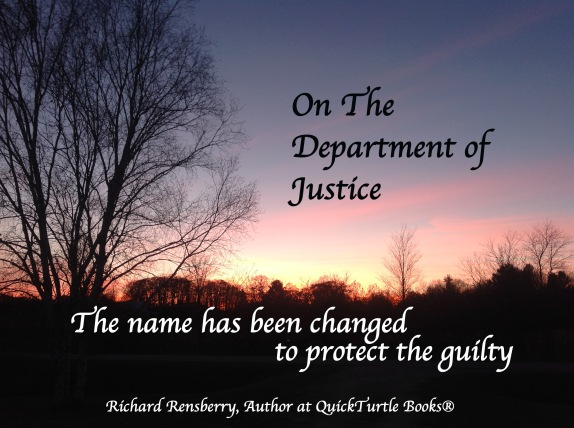 On the DOJ