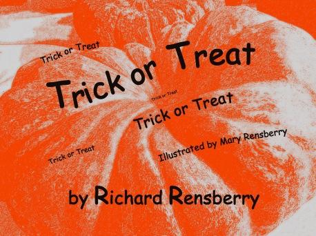 Trick or Trerat cover 1