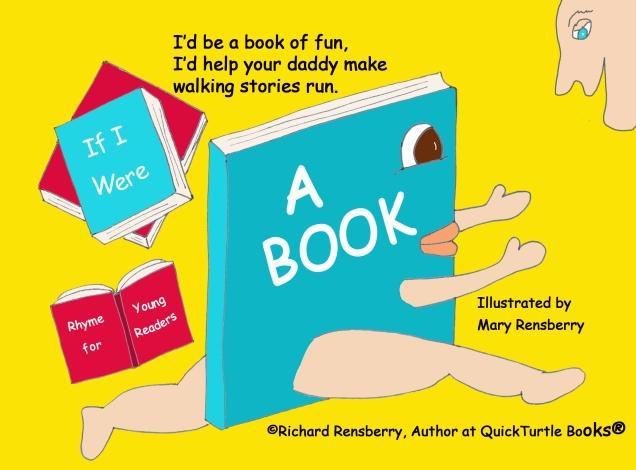 If I Were A Book Ad