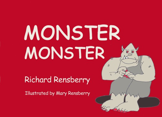Monster Moster Cover