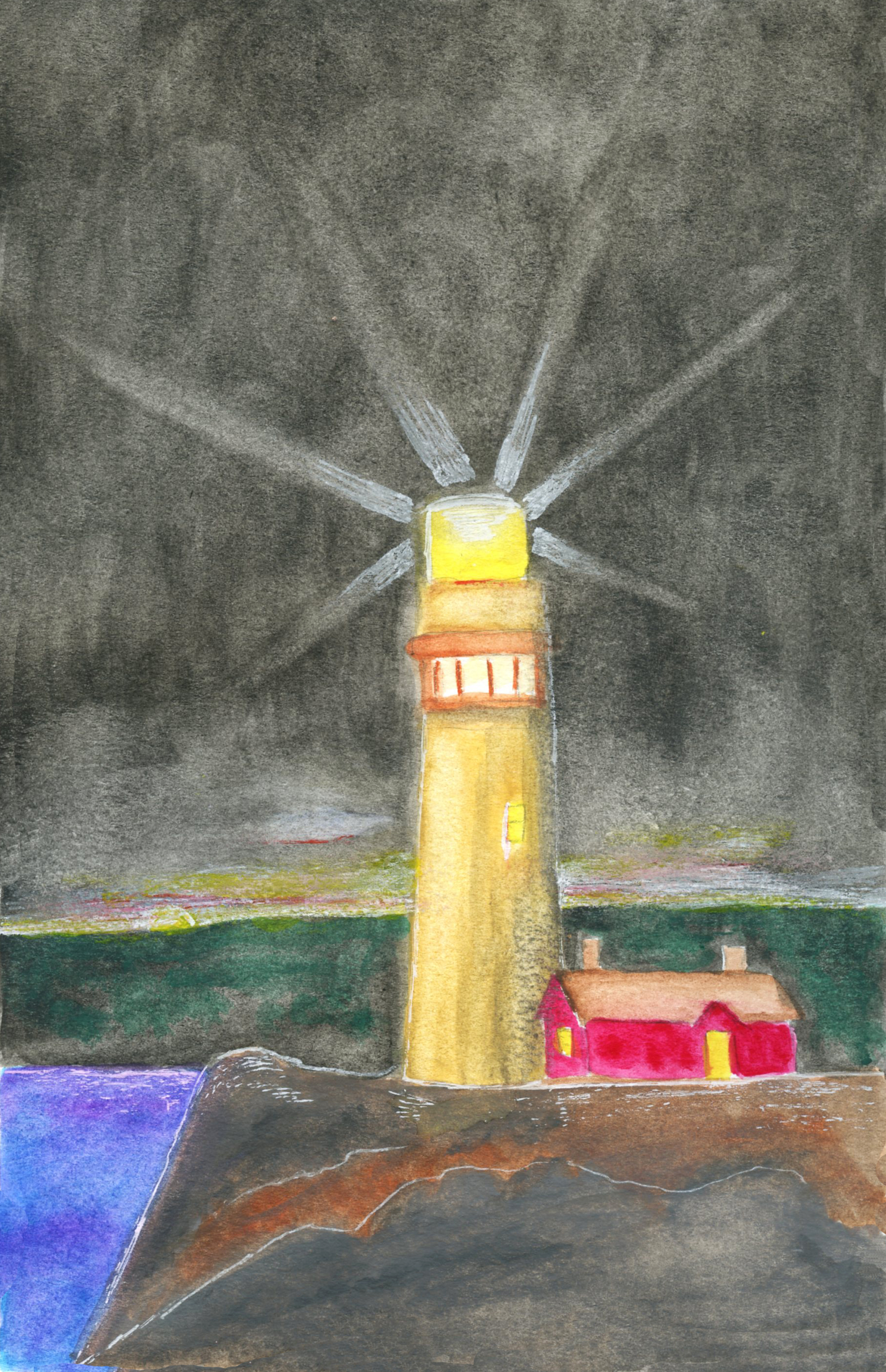 Page 1 Lighthouse