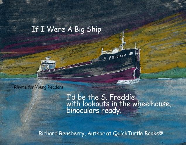 Big Ship Ad