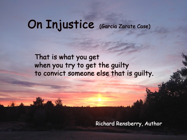 On Injustice