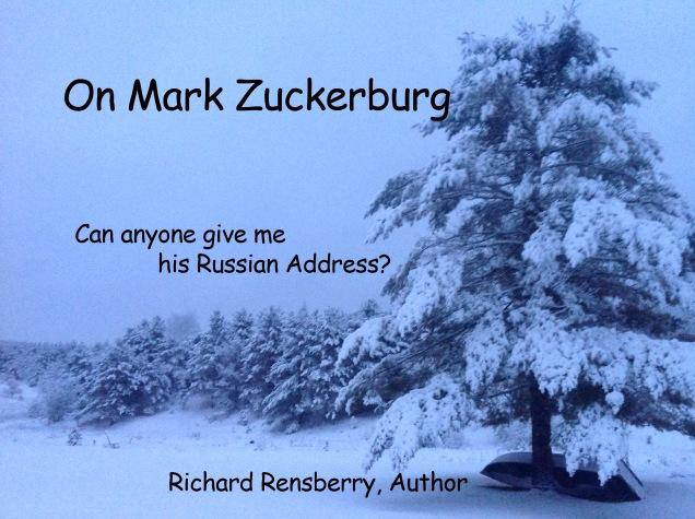 On Mark Zuckerburg