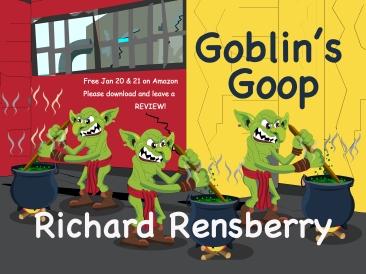 Goblins Goop Ad
