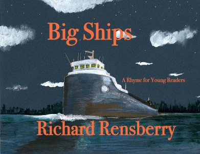 Big Ships Cover