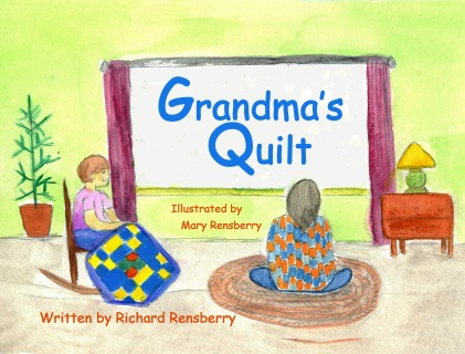 Cover 4 Grandma's Quilt