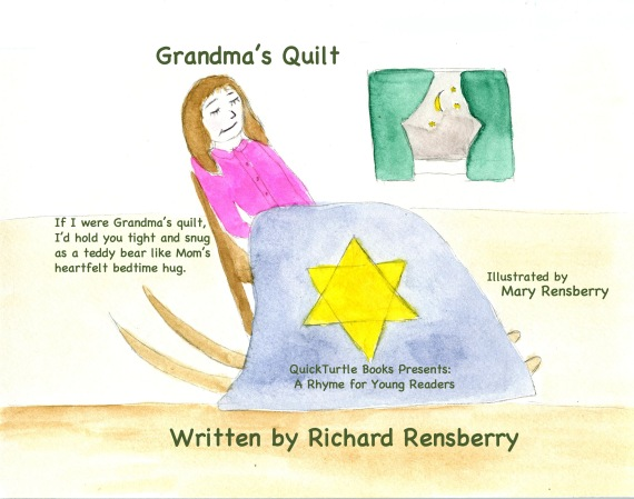 Grandma's Quilt Ad