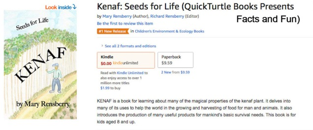 Screen Shot of Kindle #1 Release in Environment and Ecology Books copy_edited-1